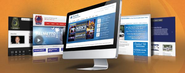 True Fire Design :: Website Development :: Florence, SC